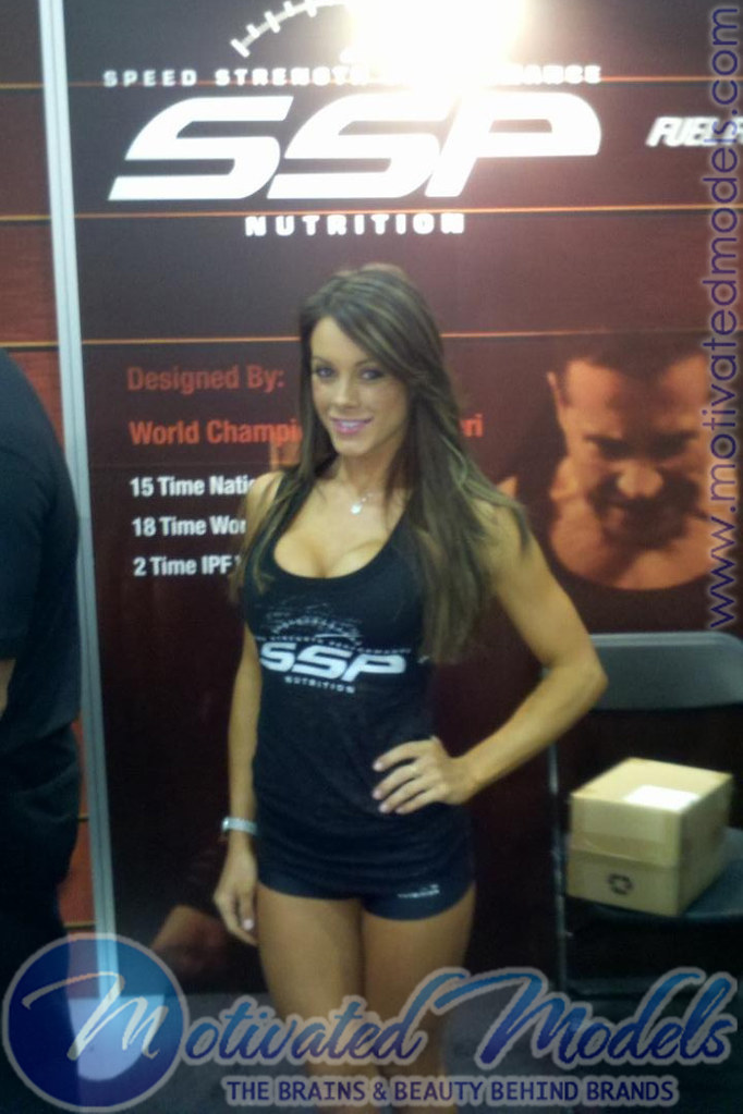 Columbus ohio arnold classic fitness trade show models for Craft shows in ohio