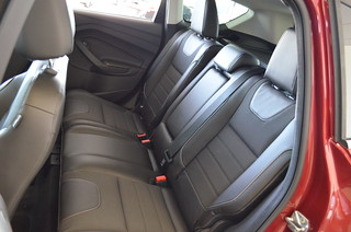 2013 Ford Escape Rear Seat Picture | by Lebanon Ford