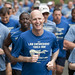 Governor Scott partipates in the Special Olympics Florida Law Enforcement Torch Run