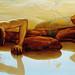 [ B ] Richard Baxter - Narcissus and Echo (2000) - Detail