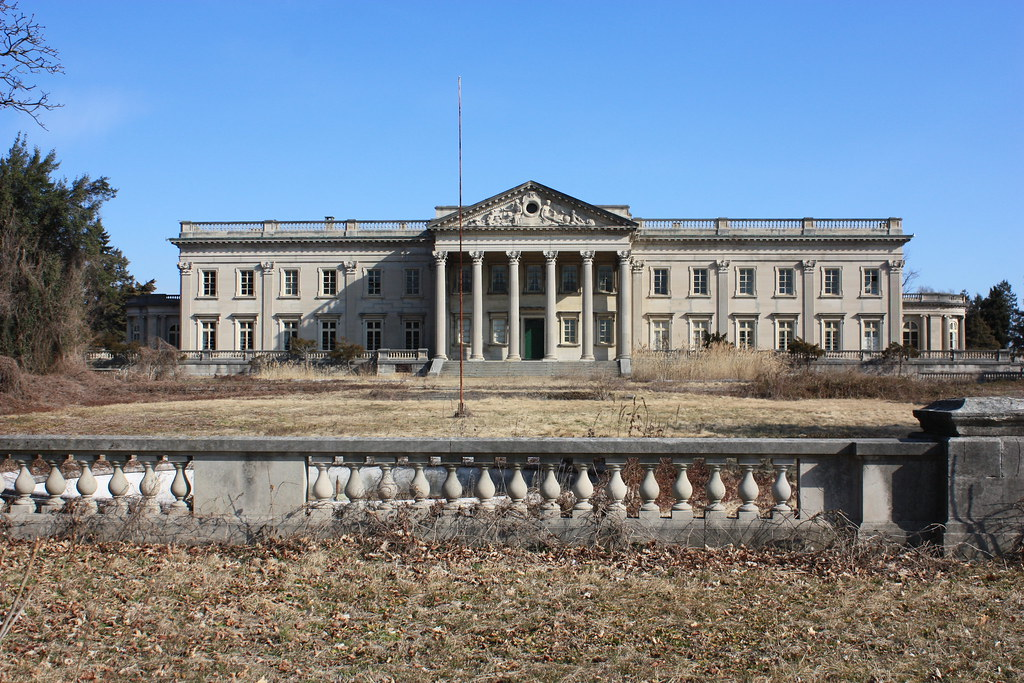 Lynnewood Hall Montgomery County Planning Commission Flickr