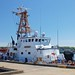 Coast Guard ship open for tours