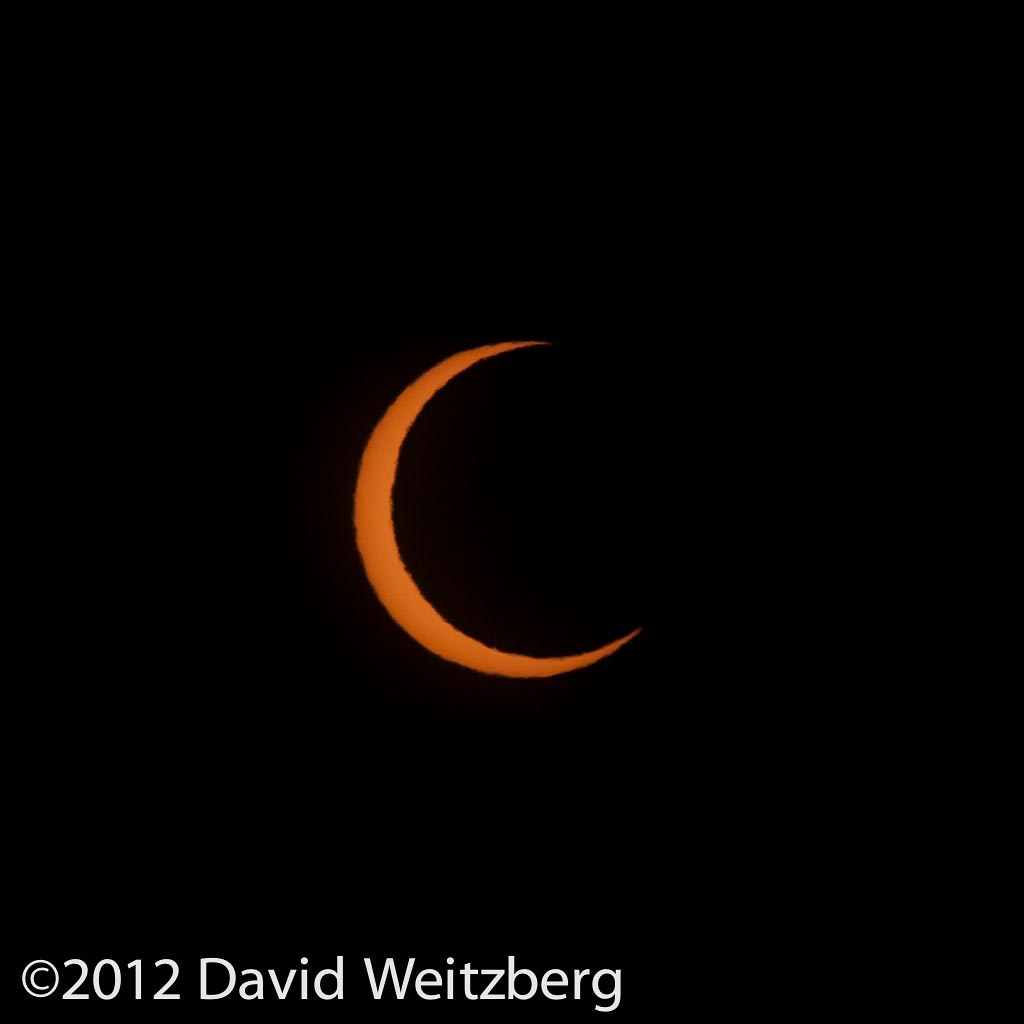 Solar Eclipse May   Almost Total Partial Annular