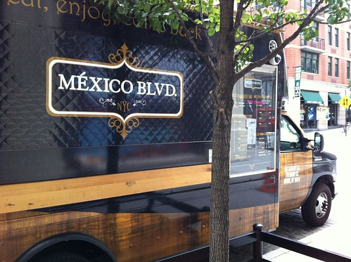 Mexico Blvd Food truck | by dumbonyc