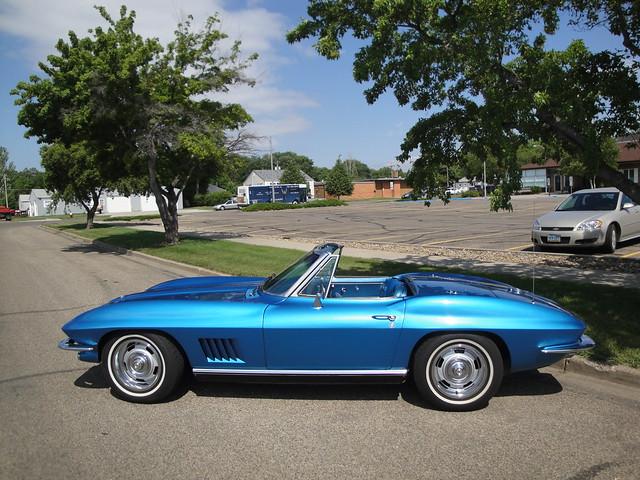 67 Chevrolet Corvette Stingray Bismark North Dakota