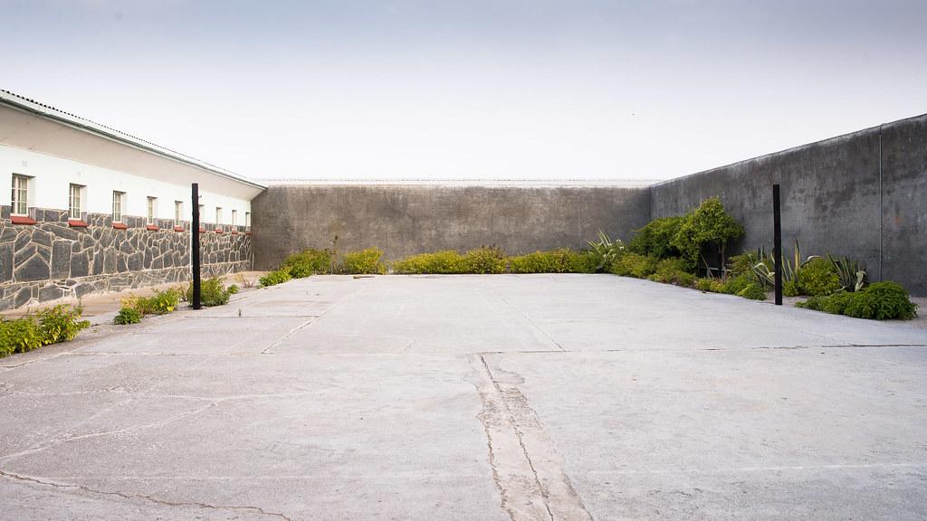 14.02.28 - Robben Island Prison Courtyard | Julian ...