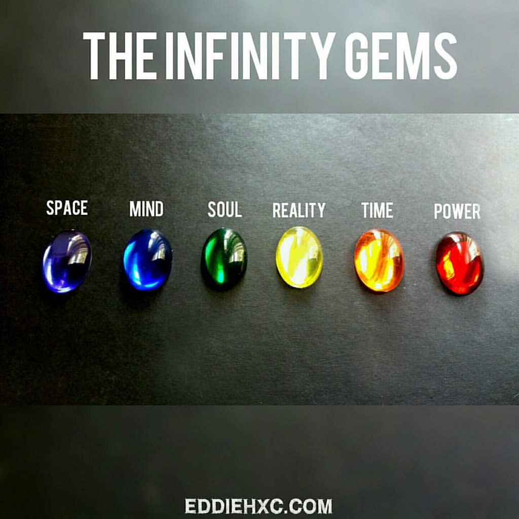 I Now Have All Six Infinity Gems I Must Not Let My Weak M Flickr