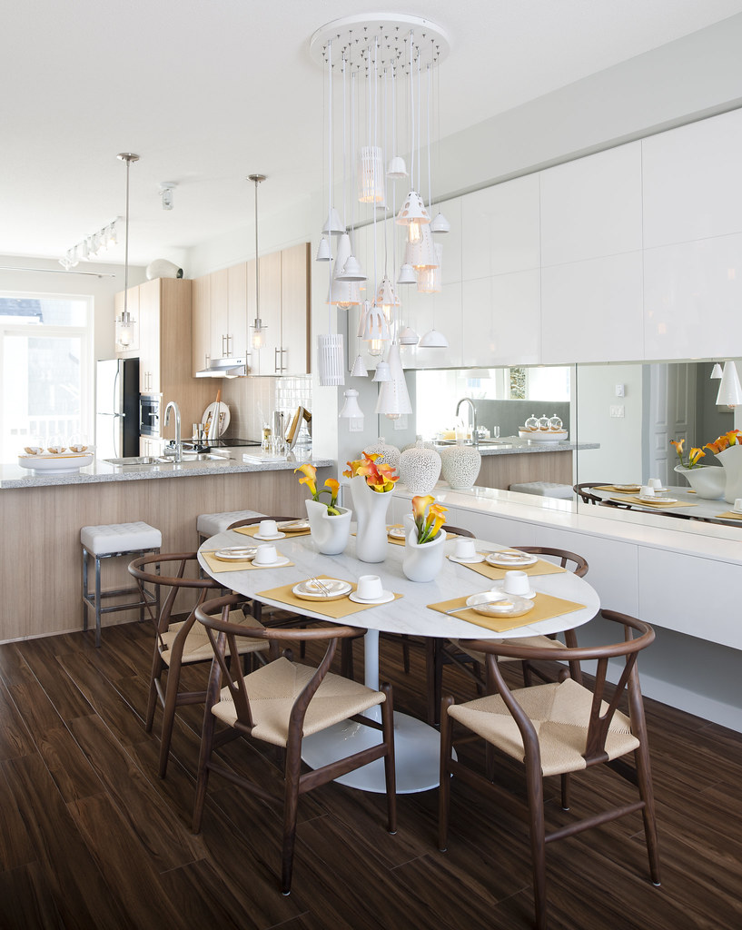 Kitchens With Laminate Wood Floors