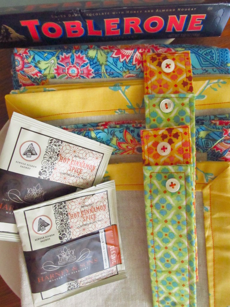 Table Top Swap Napkins 3 | I received the most beautiful nap