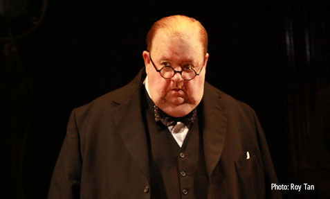 Winston Churchill, The King's Speech | The King's Speech ...Ian Mcneice Harry Potter