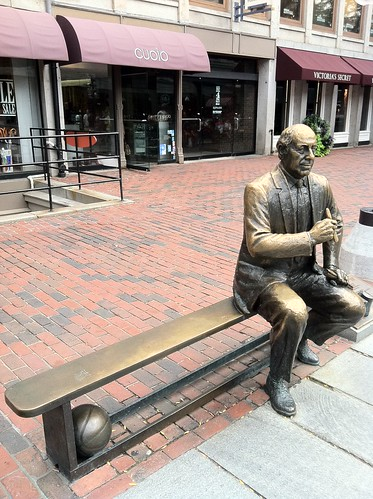 "Arnold ""Red"" Auerbach 