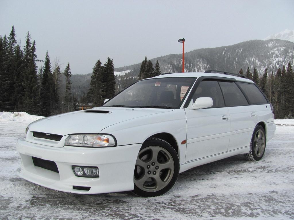 1996 Subaru Legacy RS - AWD 5 Speed! - Right Drive   1996 Subaru Legacy