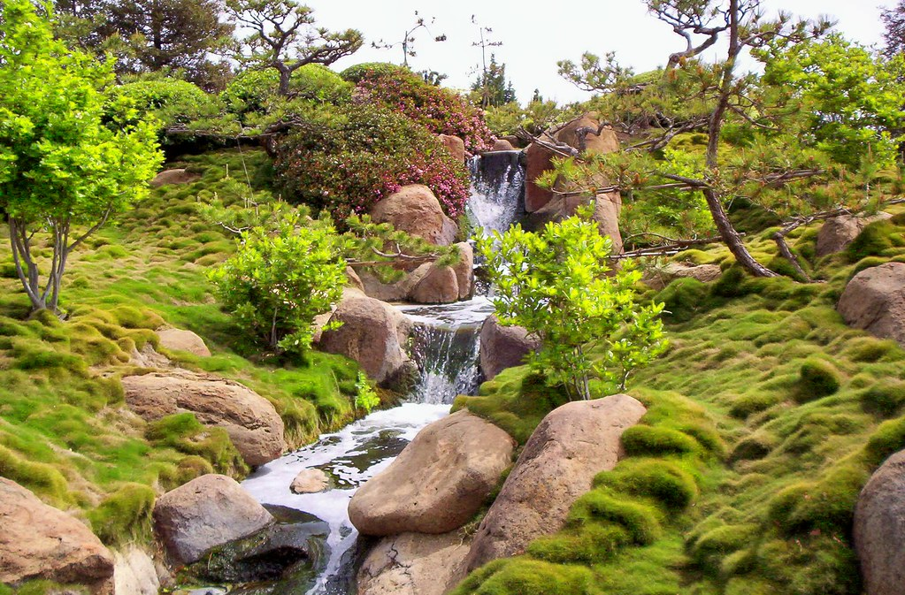 Japanese Garden Van Nuys 10 7 The Japanese Garden