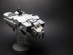 Darkwater Hs-5 Dropship by [MIXBRIX]