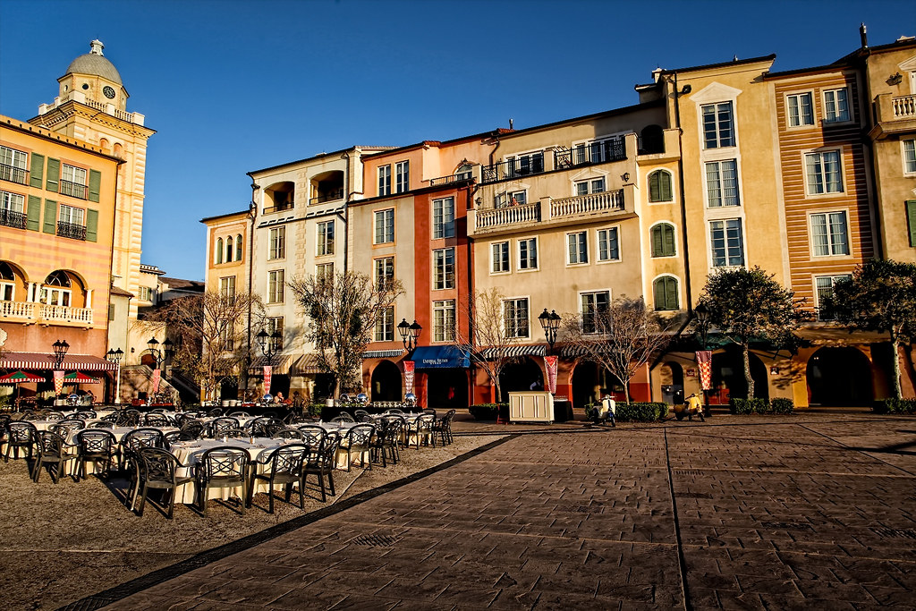 Loews Portofino Bay Hotel Pool