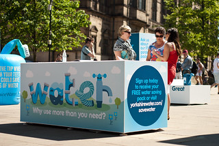 #whyusemore - Sheffield event | by YorkshireWater