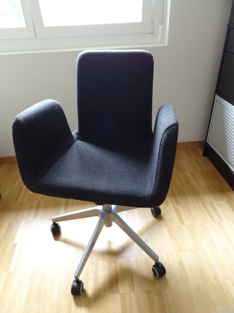 reserved ikea patrik study chair 80 chf currently 179