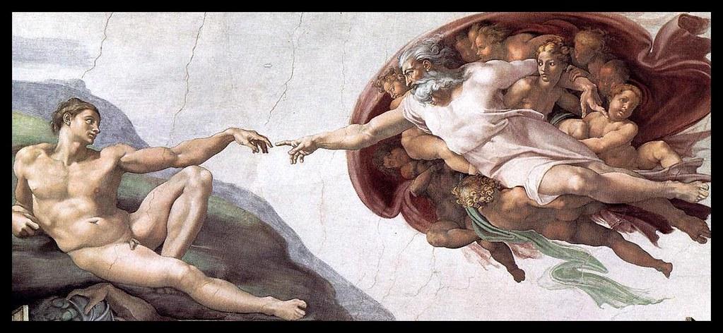 Resultado de imagen de miguel ángel creación