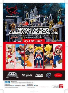 [Comentários] Tamashii Nations Caravan in Barcelona 2016 26919845785_3d6ae9385d_n