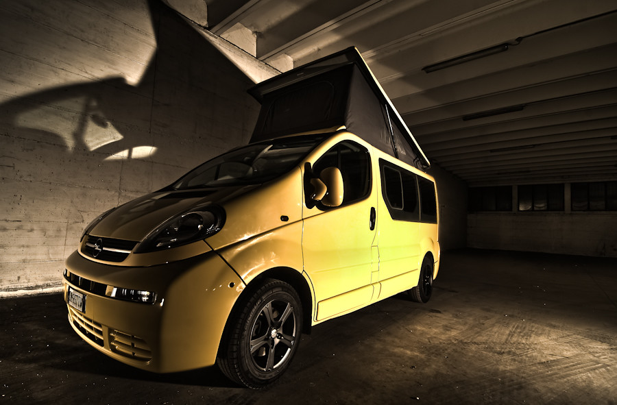 opel vivaro camper conversion 1 3 c lover van. Black Bedroom Furniture Sets. Home Design Ideas