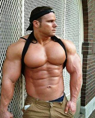 Becker & Cap & Muscles & Profile & Pecs & Sideburn   Flickr
