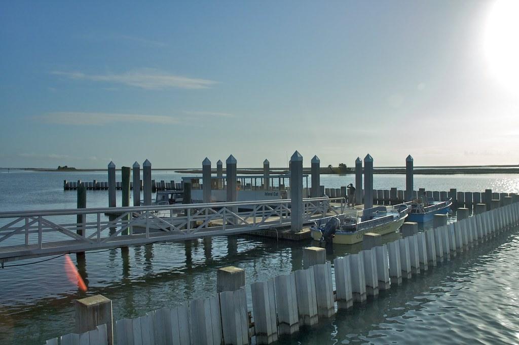 Bulls Island Ferry Coupon