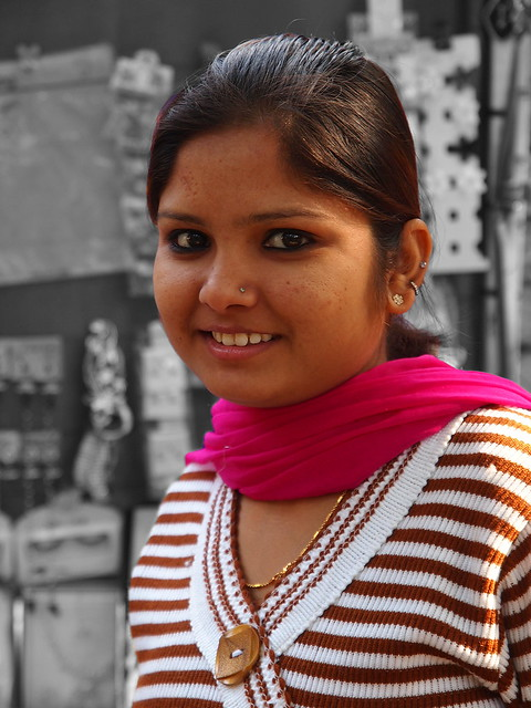 Delhi - Girl  Flickr - Photo Sharing-9165