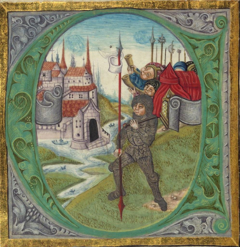 Illuminated Manuscript...
