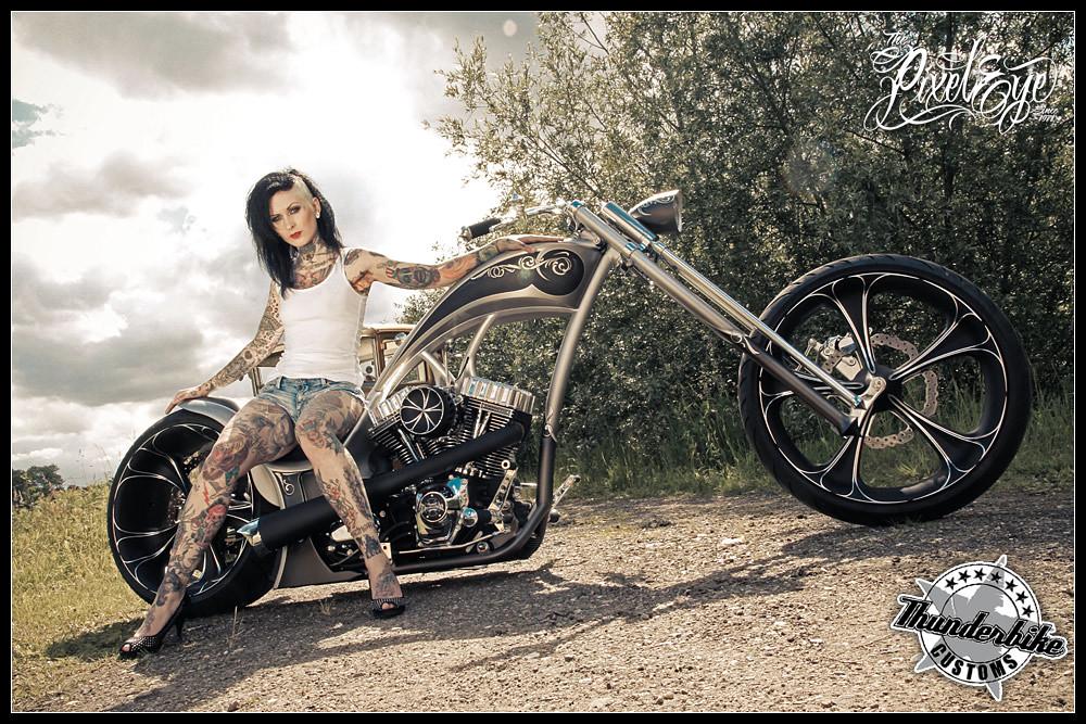 Femke Fatale For Thunderbike III 2012  Wwwthunderbike