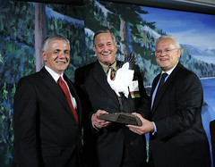 NWF Honors Jim Fowler with 2012 Connie Award