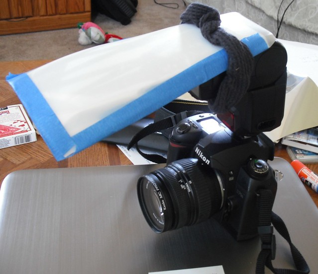 how to make a reflector for photography