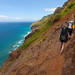 Kalalau Trail Hikers