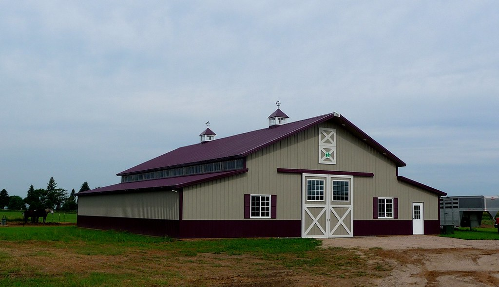 Cleary Horse Barns Arenas Clearybuilding Flickr