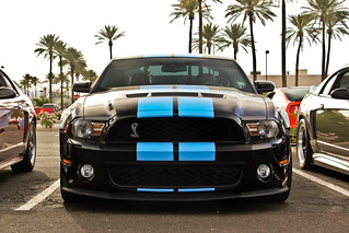 Shelby Mustang GT500 | by Monkey Wrench Media