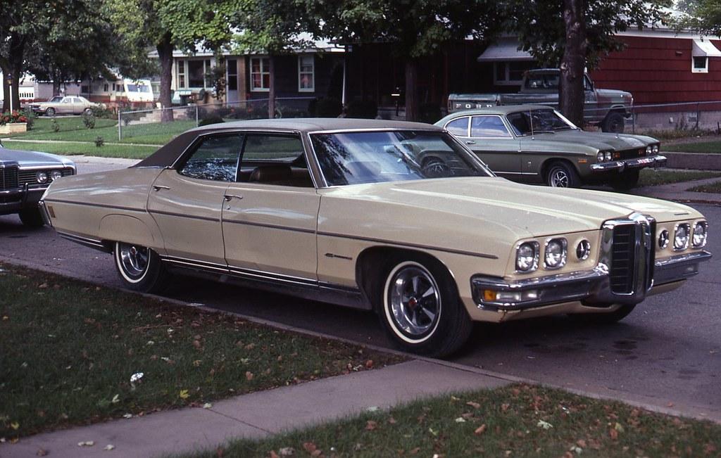 First Car Under 1000 >> My first car...   A fine looking 1970 Pontiac Bonneville tha…   Flickr