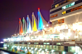 The Sails at night | by Carol Browne