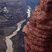 Moody Grand Canyon River View