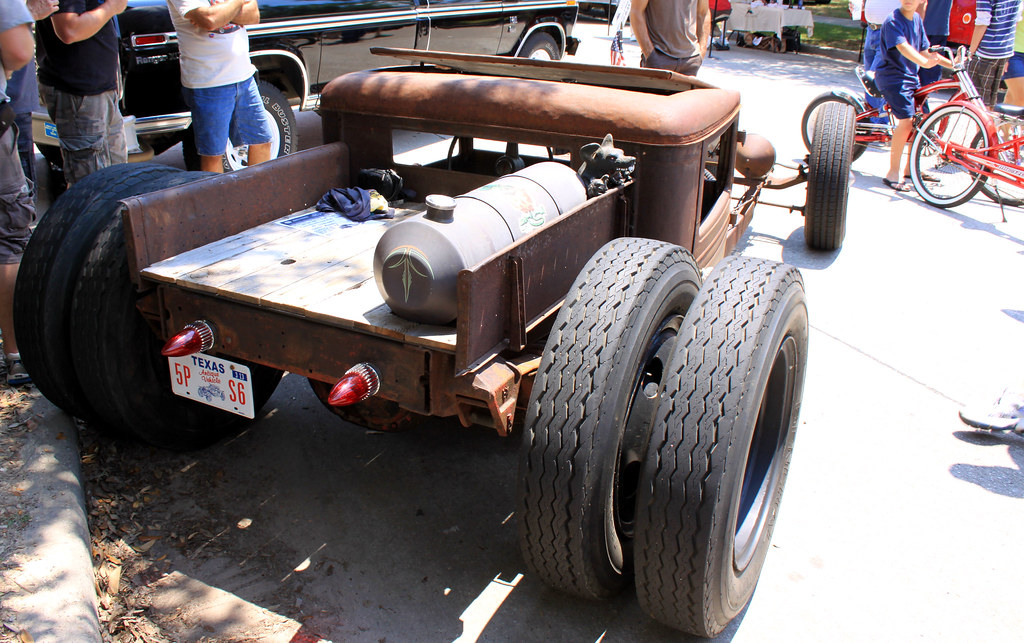 '29 Chevy Truck Rat Rod   Incredible Rat Rod based on a ...