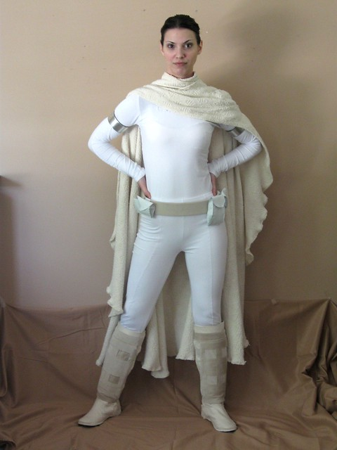 Star Wars Padme Costume Flickr Photo Sharing