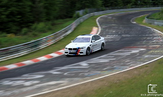 BMW M5 (F10) Ring Taxi @ Brünnchen, Nordschleife | by Christian Keller - c.k. photography