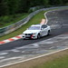 BMW M5 (F10) Ring Taxi @ Brünnchen, Nordschleife