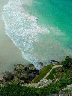 Crane Beach Cliffs - Barbados | by MaryleeUSA
