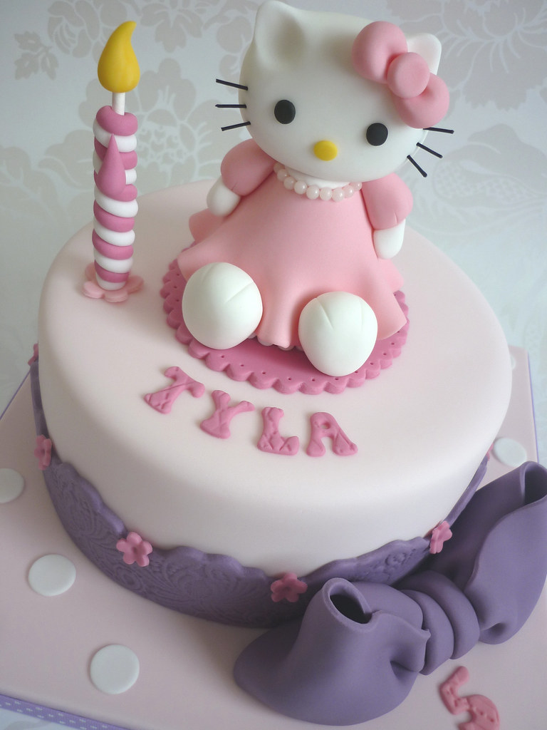 Create A Birthday Cake With Picture