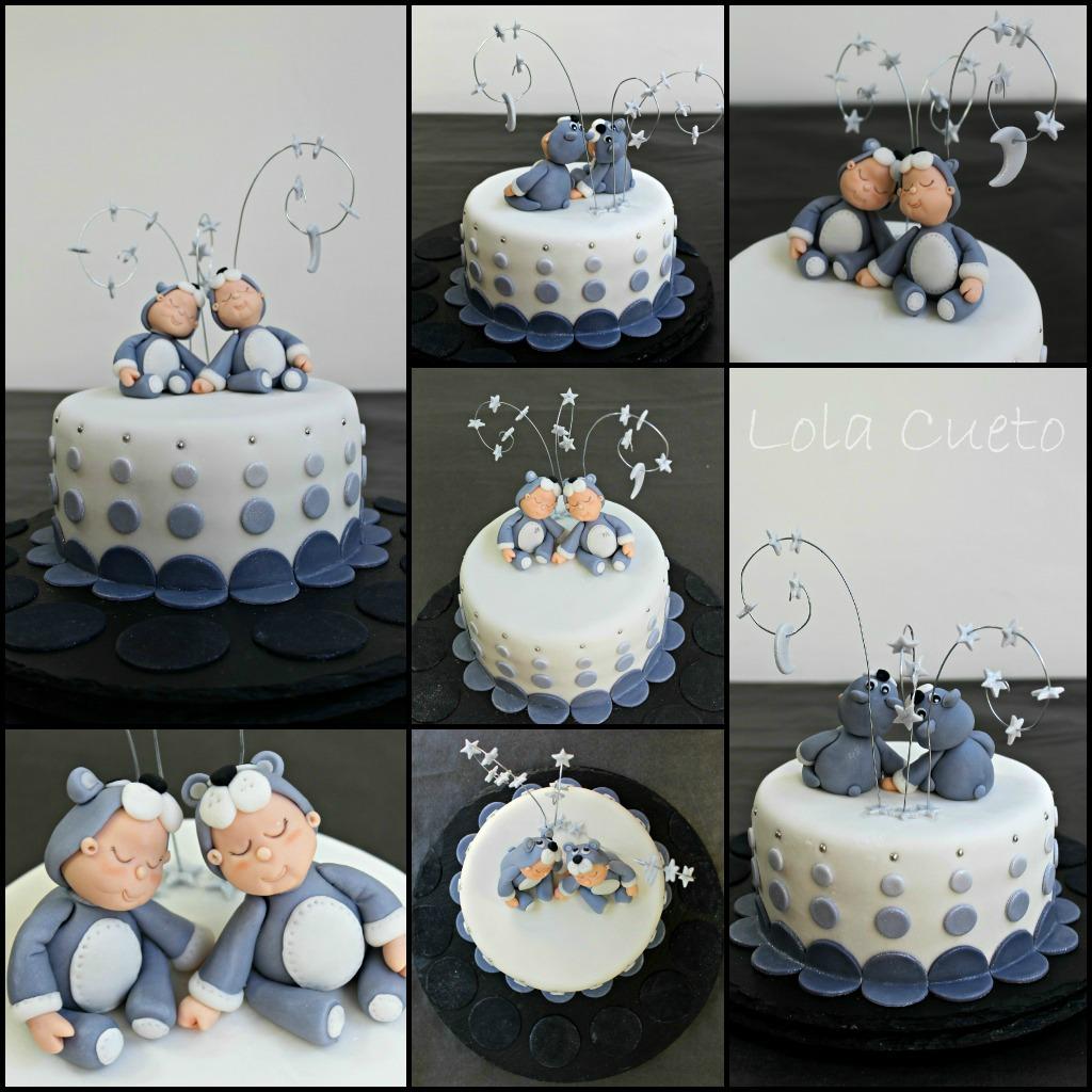 sexteen pasteles para bebés