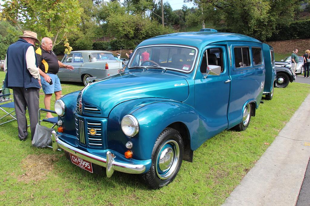 1950 Austin A40 Countryman Estate The Austin Motor