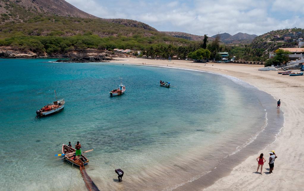 tarrafal santiago cape verde the most beautiful beach. Black Bedroom Furniture Sets. Home Design Ideas