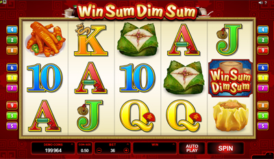 Win Sum Dim Sum slot game online review