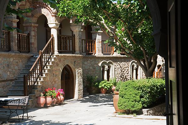 Mosteiro Meteora Grécia