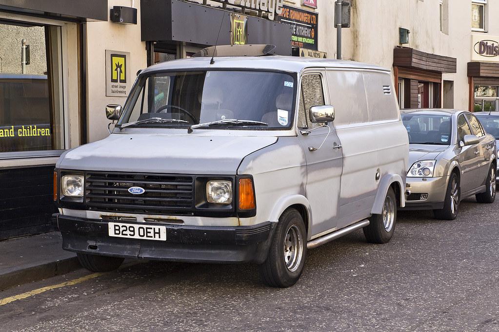 1984 ford transit 100