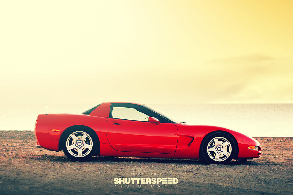 Corvette C5 Frc My Mates Gorgeous Red Corvette Didn T